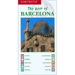 The Best of Barcelona (Globetrotter Concise Guide)
