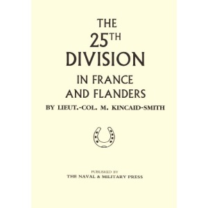 25th Division in France and Flanders