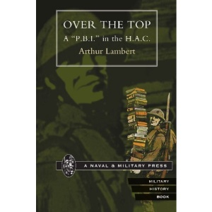 Over the Top: A P.B.I. in the H.A.C.