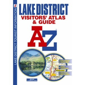 Lake District Visitor's Atlas (A-Z Road Maps & Atlases)