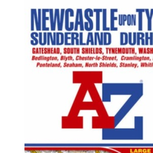 Newcastle Upon Tyne Street Atlas (Street Maps & Atlases)