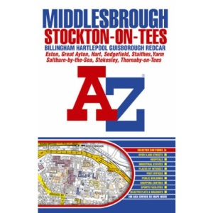 Middlesbrough Street Atlas