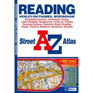 Reading Street Atlas