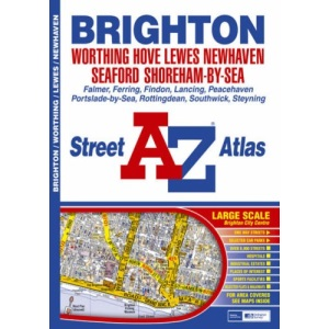 Brighton and Worthing Street Atlas
