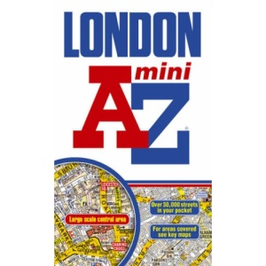 London Mini Street Atlas