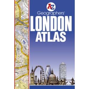 Geographers' London Atlas (London Geographers a-Z)