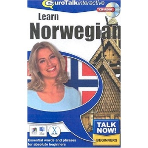 Talk Now! Learn Norwegian. CD-ROM: Essential Words and Phrases for Absolute Beginners