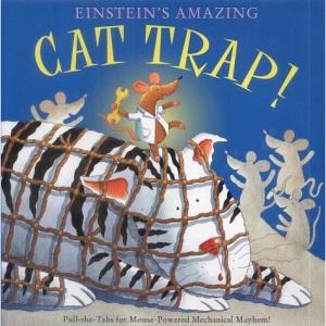 Einstein's Amazing Cat Trap (Childrens Activity)