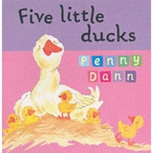 Five Little Ducks (Sing-Along Rhymes)