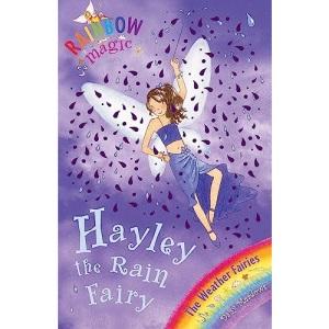 Hayley: The Rain Fairy (Rainbow Magic - Weather Fairies): The Weather Fairies Book 7