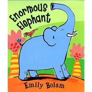 Enormous Elephant (Little Orchard Board Book)