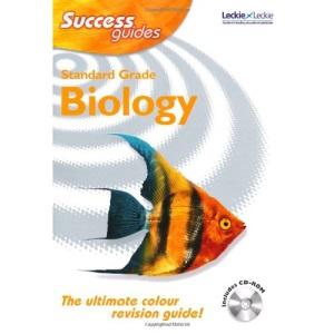Standard Grade Biology (Success Guides) (Book & CD)
