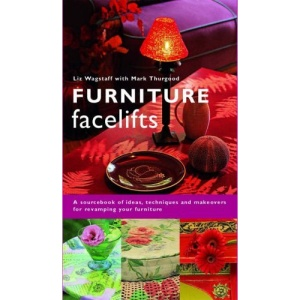 Furniture Facelifts: A Sourcebook of Ideas, Techniques and Makeovers for Revamping Your Furniture