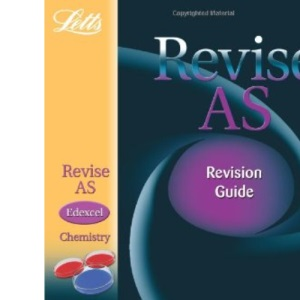 Revise AS Edexcel Chemistry Revisio Guide (AS Revise)