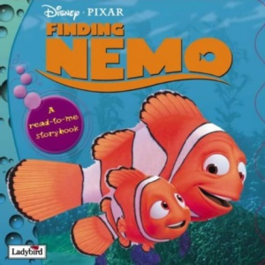 Finding Nemo: Read to Me Storybook