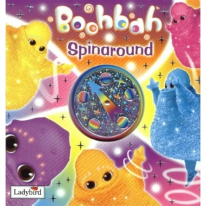 Boohbah Spinaround: Spinaround: Action Book with Spinner (Boohbah Storybook S.)