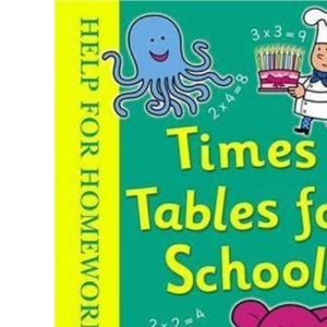 Times Tables for School (Help for Homework)