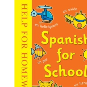 Spanish for School (Help for Homework)