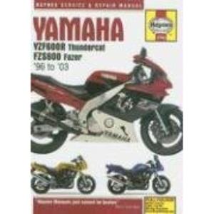Yamaha YZF600R Thundercat and FZS Fazer Service and Repair Manual: 1996 to 2003 (Haynes Service and Repair Manuals)