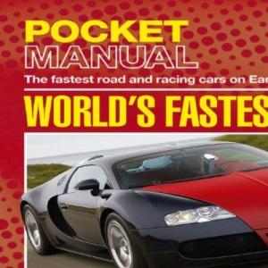 World's Fastest Cars (Haynes Pocket Manual)