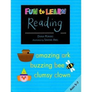 Fun to Learn Reading: Ages 5-7