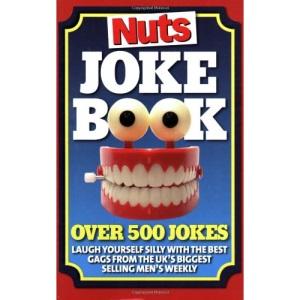 Nuts Joke Book (Nuts Magazine)