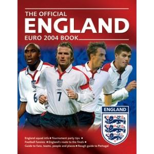 England Euro 2004 Book