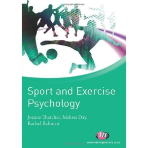 Sport and Exercise Psychology (Active Learning in Sport)