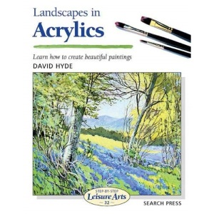 Landscapes in Acrylics (Step-by-step Leisure Arts)