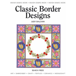 Classic Border Designs: Bk.20 (Design Source Books)
