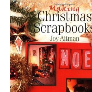Making Christmas Scrapbooks