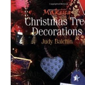 Making Christmas Tree Decorations