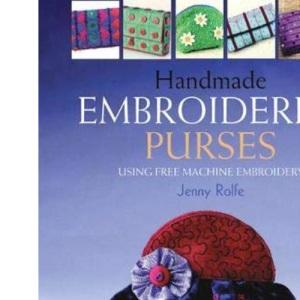 Handmade Embroidered Purses