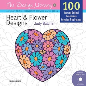 The Design Library: Hearts & Flowers