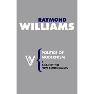 Politics of Modernism (Radical Thinkers)