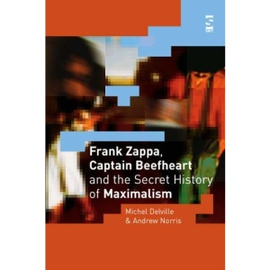 Frank Zappa, Captain Beefheart and the Secret History of Maximalism (Salt Studies in Contemporary Literature and Culture)
