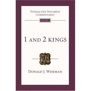 1 & 2 Kings: An Introduction and Survey (Tyndale Old Testament Commentaries)