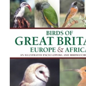 Birds of Great Britain, Europe and Africa