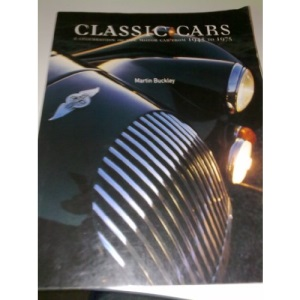 Classic Cars. A celebration of the motor car from 1945 to 1975