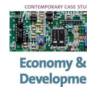 Economy and Development (Contemporary Case Studies)