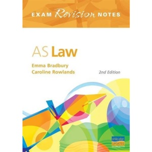 AS Law (Exam Revision Notes)
