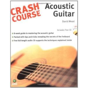 Crash Course Acoustic Guitar (Crash Course (Warner Brothers))