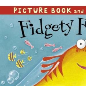 Fidgety Fish (Book & CD)