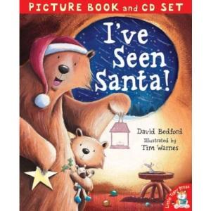 I've Seen Santa (Book & CD)