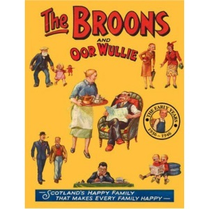 The Broons and Oor Wullie: Early Years v. 11 (Annual)
