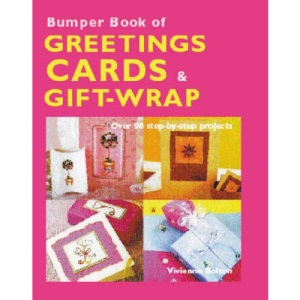 Bumper Book of Greetings Cards and Gift-wrap