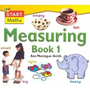 Start Maths: Measuring Book 1