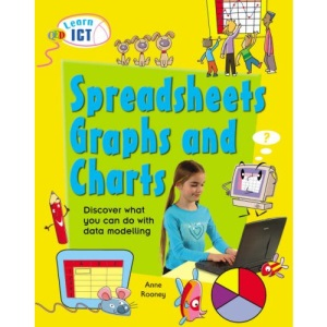 Learn ICT: Spreadsheets, Graphs and Charts