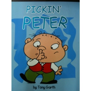 Pickin' Peter (Little Monsters Picture Flats)