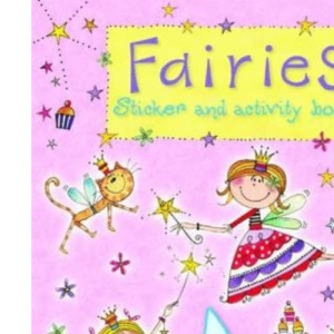 Girls Activity: Fairies (Sticker and Activity Book)